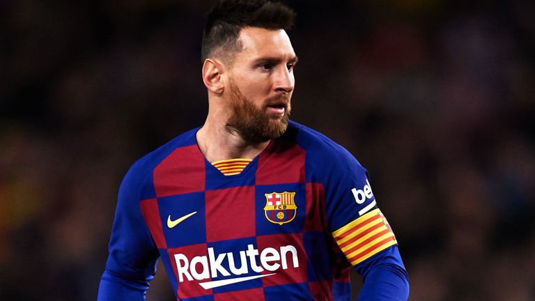 Lionel Messi 2019 Ballon d'Or