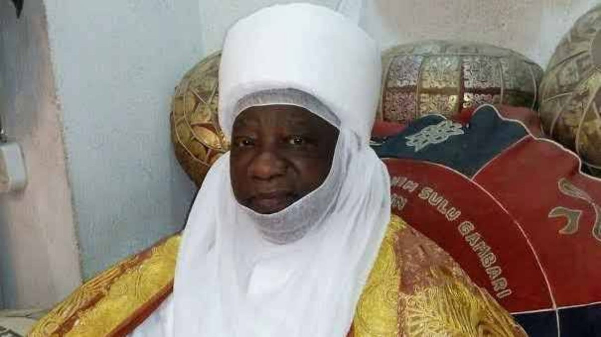 Hijab controversy: Let's avoid religious crisis of any kind - Emir of Ilorin
