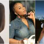 Chioma joins Davido's new girlfriend, Mya Yafia to shower love on his cousin as she celebrates her birthday