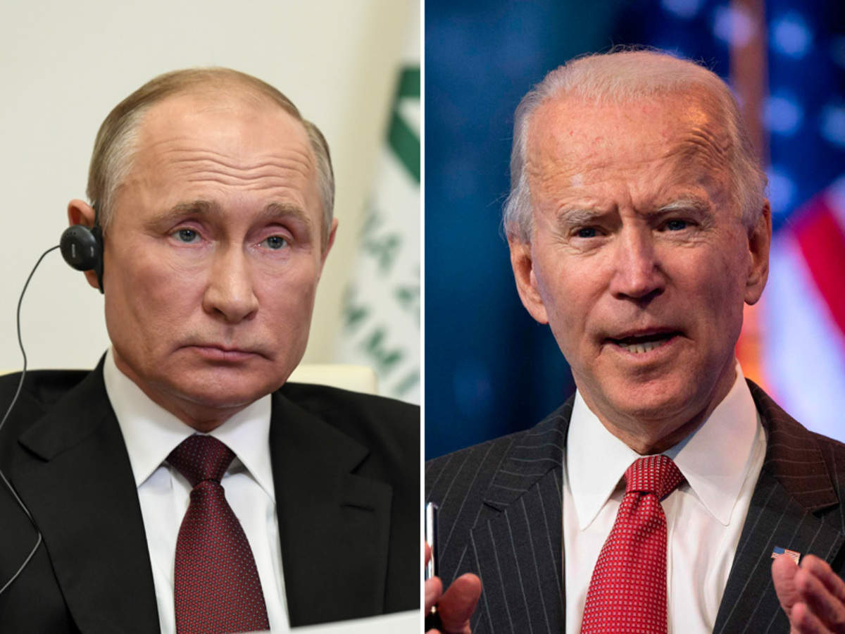 US: Putin is a killer, he'll pay the price - President Biden