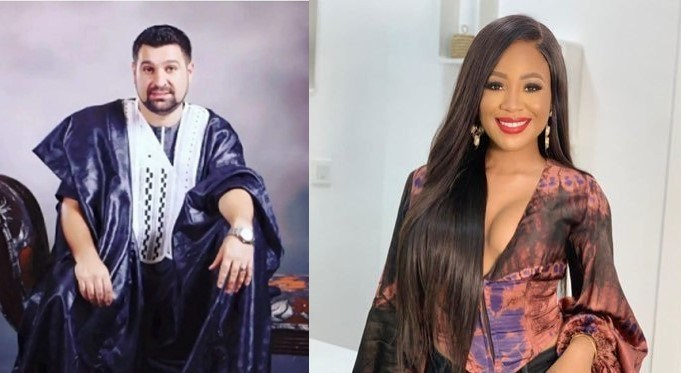 Erica questions White Nigerian over his tweet about absence of potholes along Lagos Airport