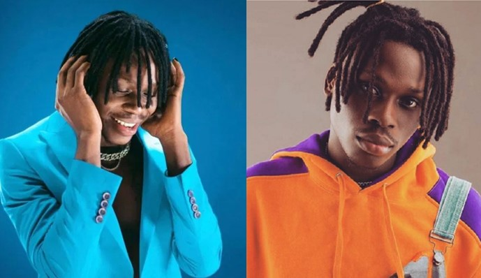 I am just trying to be a legend – Fireboy DML