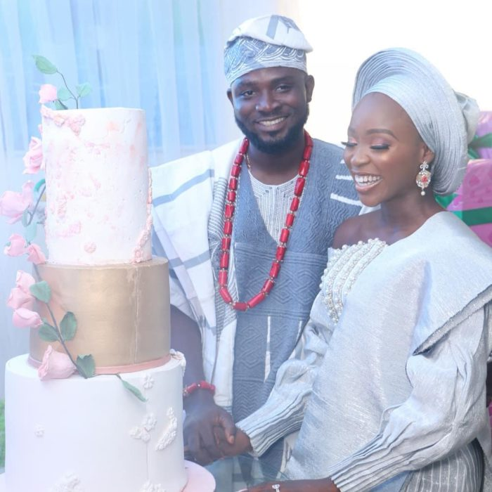 TV Presenter; Tomike Celebrates 2 Years With Her Husband