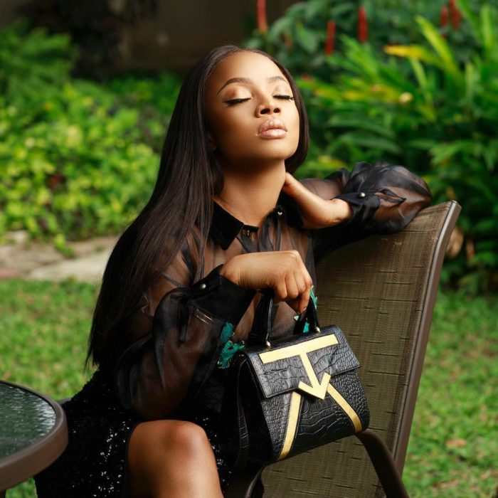 Toke Makinwa Advices Fans To Give Themselves Accolades
