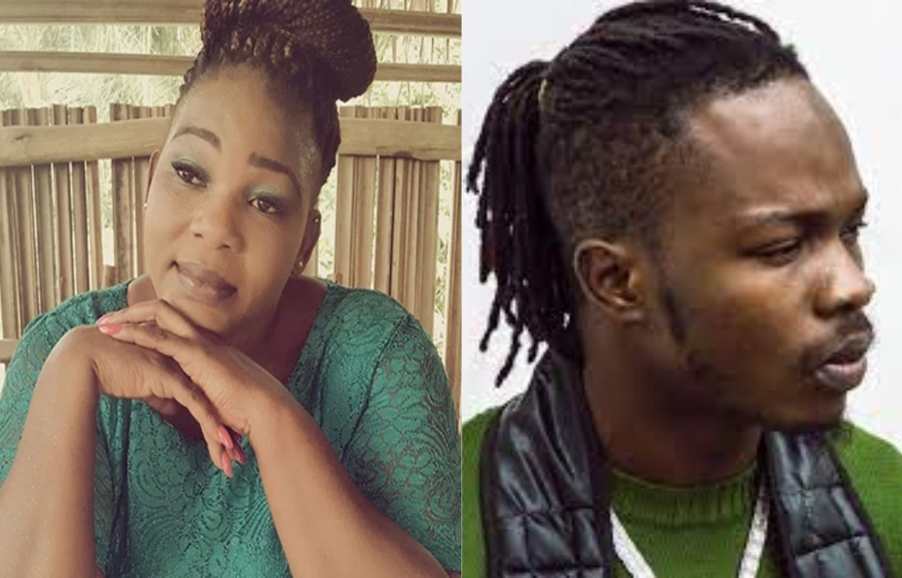 Ada Ameh slams Naira Marley over comment on sleeping with mother, daughter