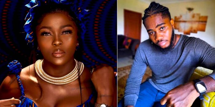 BBNaija reunion: Ka3na chasing clout – Praise reacts to 'lasting five seconds in bed'