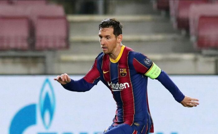 For The First Time in 20 Years, Messi Isn't A Barca Player!