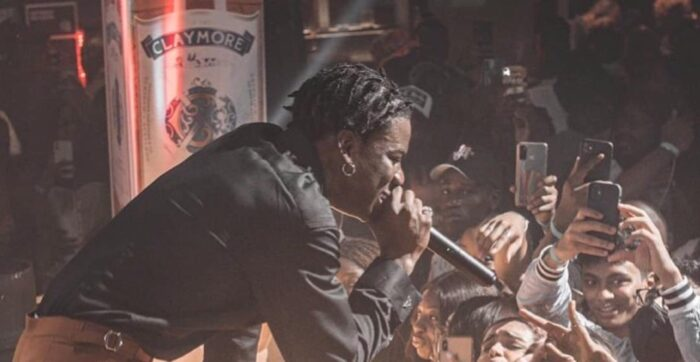 Watch Rema Thrill the Ravers at His Industry Nite Performance
