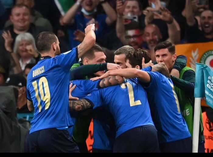 EURO 2020: Italy Books Place In Final Over Spain