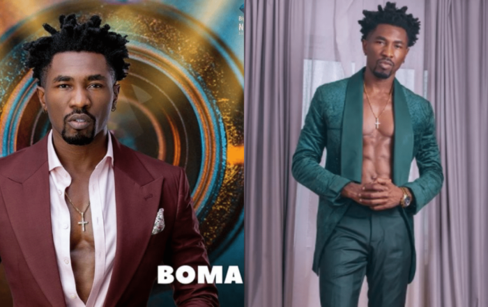 BBNaija: How I came out of depression after losing my wife in 2017 – Boma