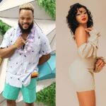 #BBNaija: Whitemoney Kisses Queen, Asks if they're Friends with Benefits or Not