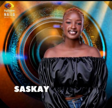 #BBNaija: Saskay Succumbed To One of Her Love Interest, Spotted Kissing Jaypaul under the Sheets [Video]