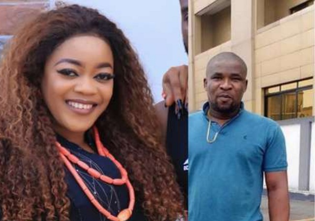 Actress Eve Esin's Alleged Marriage to a Married Man with Kids Crash