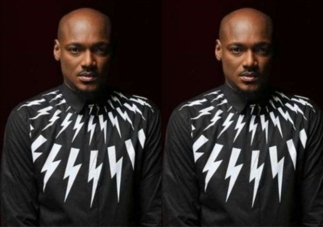 Leaked Audio: 2face Idibia Flees To the U.S after Nasty Fight with Wife, Annie