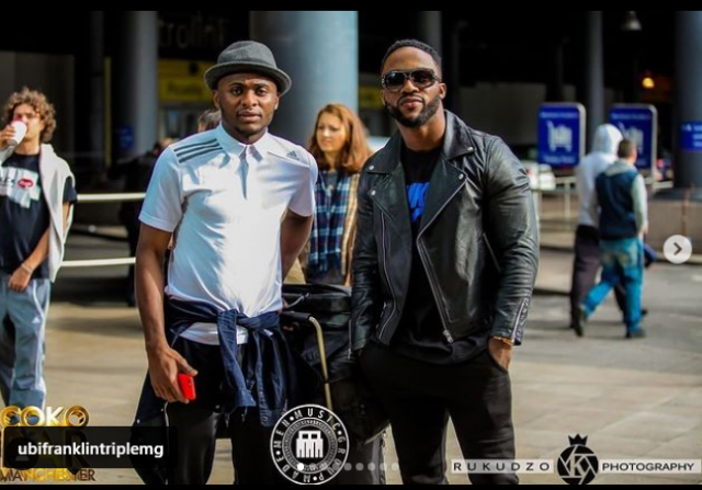 Iyanya gets his groove back, as he gets signed back on MMMG