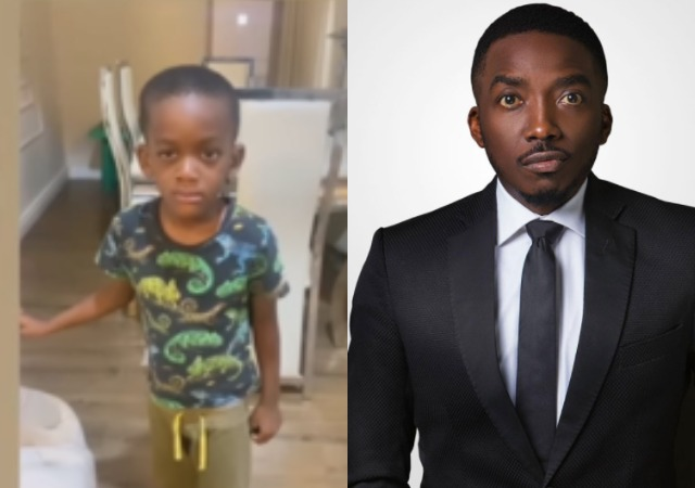 Bovi Puts His last Son for Sale after He Broke the Third TV in a Year [VIDEO]