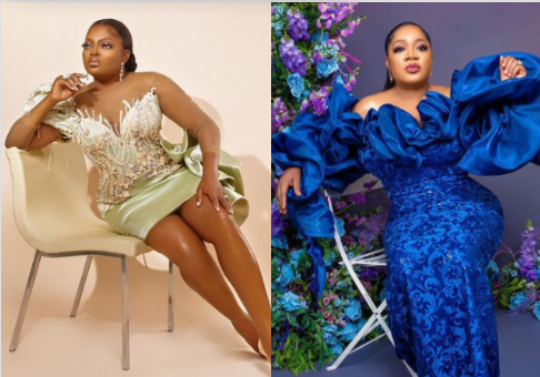 Finally, Toyin Abraham Speaks On Unhealthy Competition with Funke Akindele