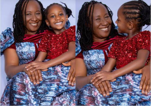 Mama G Celebrates Her 63rd Birthday with Her Grandkid Who Also Clocks '5' Today [Photo]