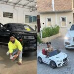 David Adeleke Latest Car Collections In 2021 – Photos Of Davido's Latest Car Gallery