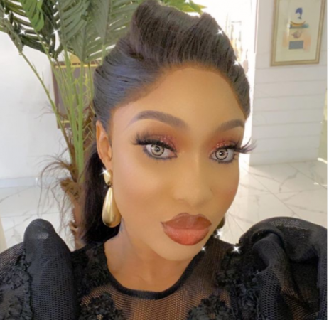 I'm A Definition of Strength, No Pity Party Allowed – Actress Tonto Dikeh Reacts to Fan