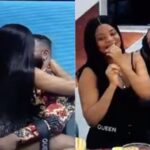 Bbnaija: Why We Can't Do Anything in the House – Whitemoney Tells Queen