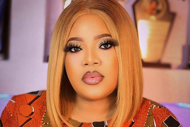 Toyin Abraham Shares Her Source of Motivation While Shooting The Ghost and the Tout Too'