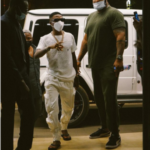 'Father, Hold Me Close Don't Let Me Drown', Wizkid's Bodyguard Prays Few Days After Fortune's Death