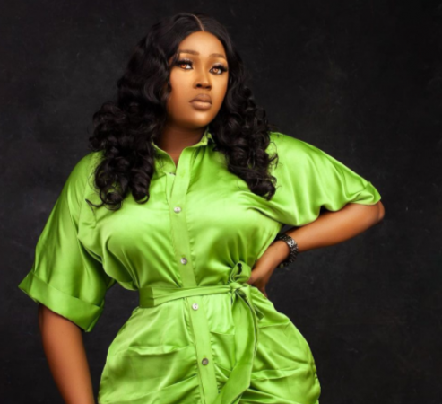 Why I Can Never Be Poor Nor Marry A Poor Man — Actress Nancy Iheme Explains
