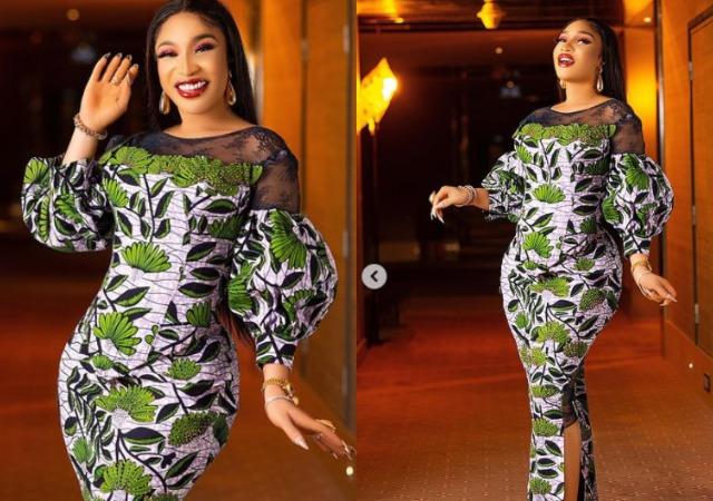 You're The Key to the Quality Of Life You Wish for and Live – Tonto Dikeh