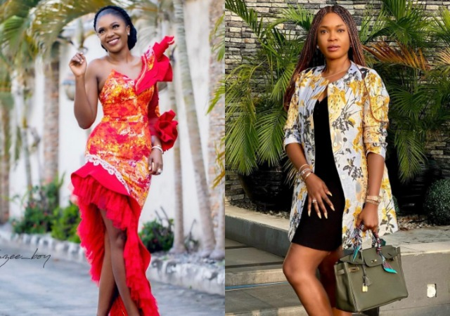 Actress Omoni Oboli Reveals Why She Can Never Settle For Being Just Rich But More Richer