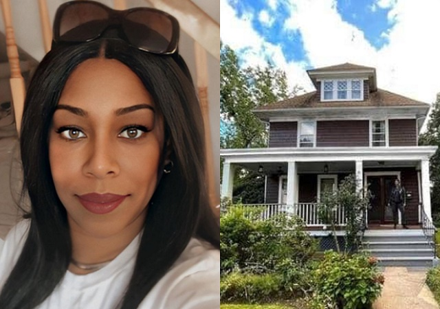 Regina Askia Acquires a House in the US [photo]