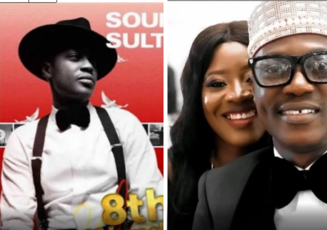 """""""You Are Irreplaceable""""– Late Sound Sultan Wife Celebrates Their 12th Wedding Anniversary"""