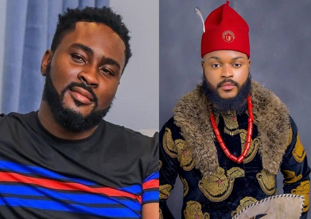 #BBNaija: You May Hook Up With JMK, if It Doesn't Work Out With Queen– Pere Tells Whitemoney