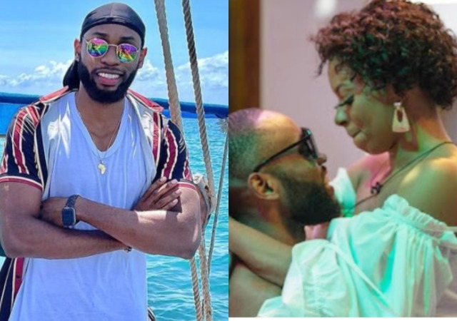 """""""He Dey Fear Dragging"""" – Reactions As Emmanuel Speaks On Relationship With Liquorose"""