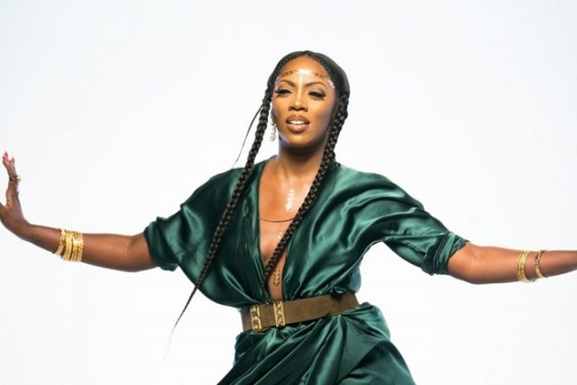 Fans Condemn Blackmailer, As They Drum Support For Tiwa Savage Over Alleged S*X Video