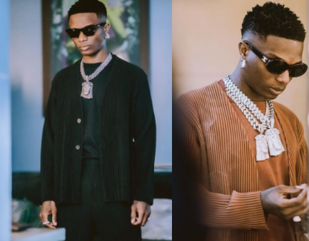Moment Fans Dragged Wizkid Down While Performing Onstage [VIDEO]