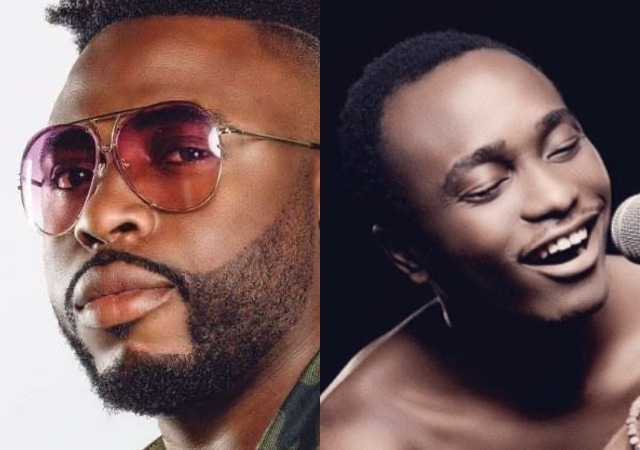 """""""You Are Sick'- Samklef Slams Hides Brymo For Saying That 2Face's Reign Is Over"""