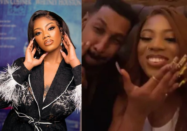 BBNaija Angel Goes On A Date With Yousef