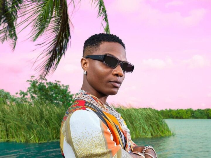 Wizkid Becomes First African to Hit 300 Million Streams on Audiomack for One Album