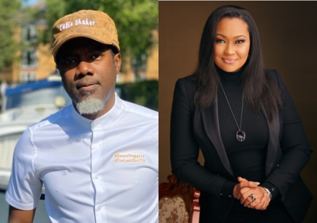 Reno Omokri Replies Lady Who Called Him Out for Wooing Her, Shares Receipts To Prove She's Lying