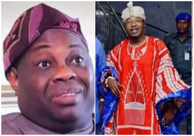 Dele Momodu Publicly Condemns KWAM 1 For Disrespecting Oluwo Of Iwo