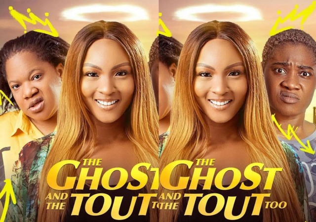 Toyin Abraham Reacts as Her movie 'Ghost and the Tout Too' Grosses Over N177 Million in Cinemas