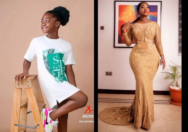 She Either Apologizes or Withdraws Her Child–School Teacher Drags Mercy Johnson Yet Again